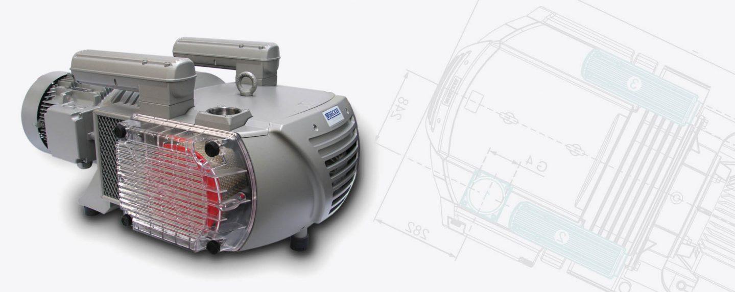Fondo Bomba Home Becker Vacuum Pumps Vacio Exportvacio Volvo Pump Wiring Diagram Bombas Vaco Precio Chile