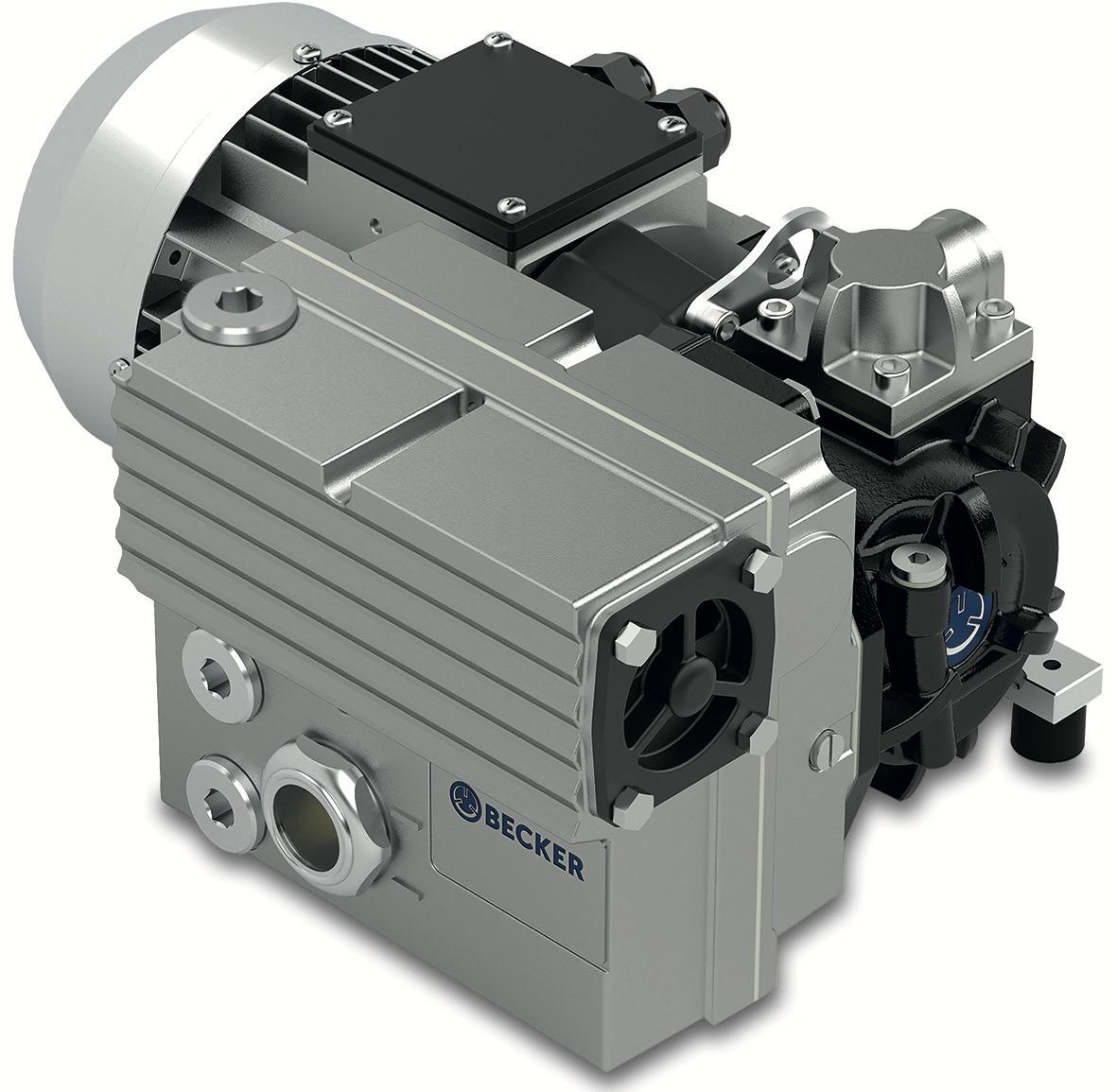 BECKER O 5.16 Vacuum pump bomba de vacio
