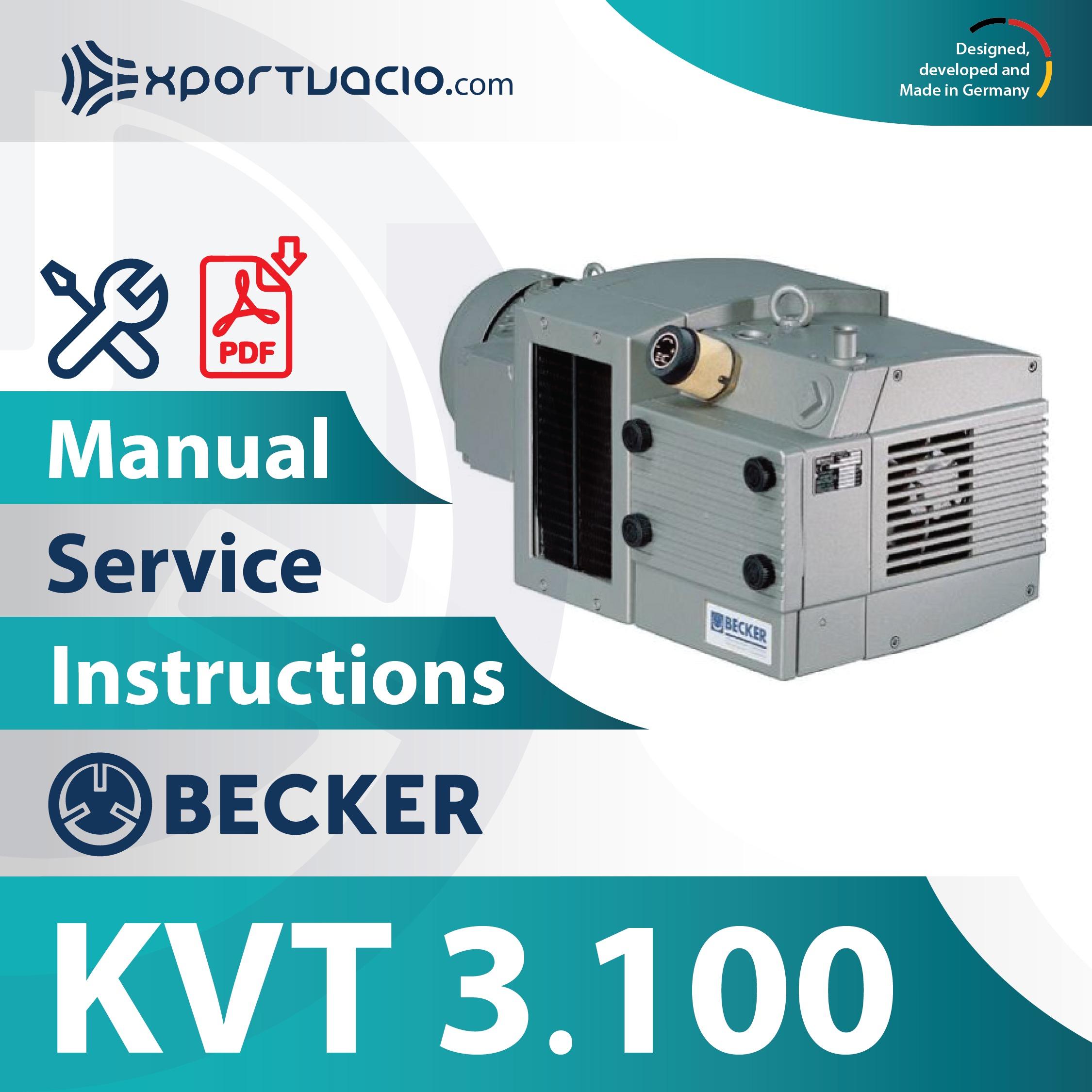 Becker KVT 3.100