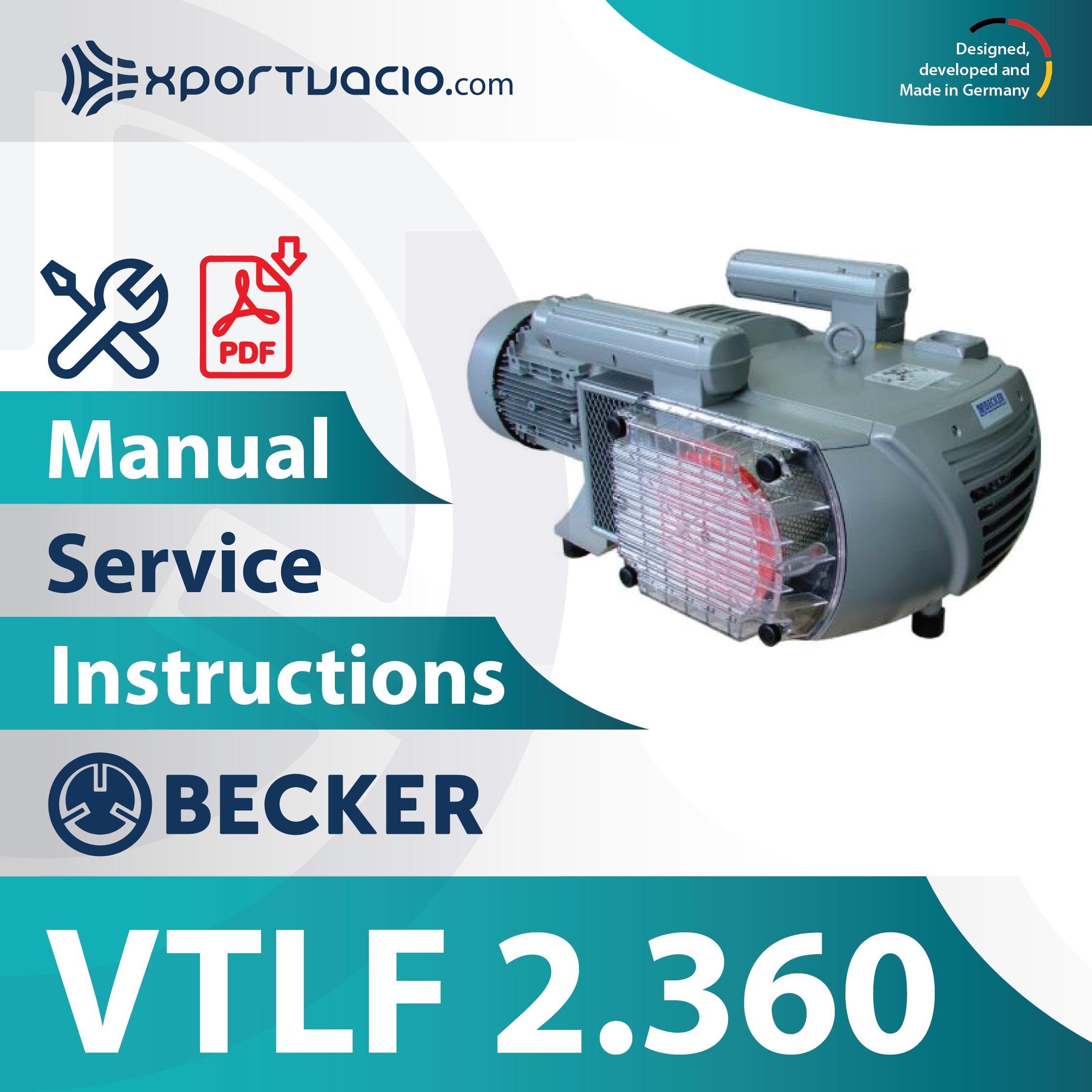 Becker VTLF 2.360