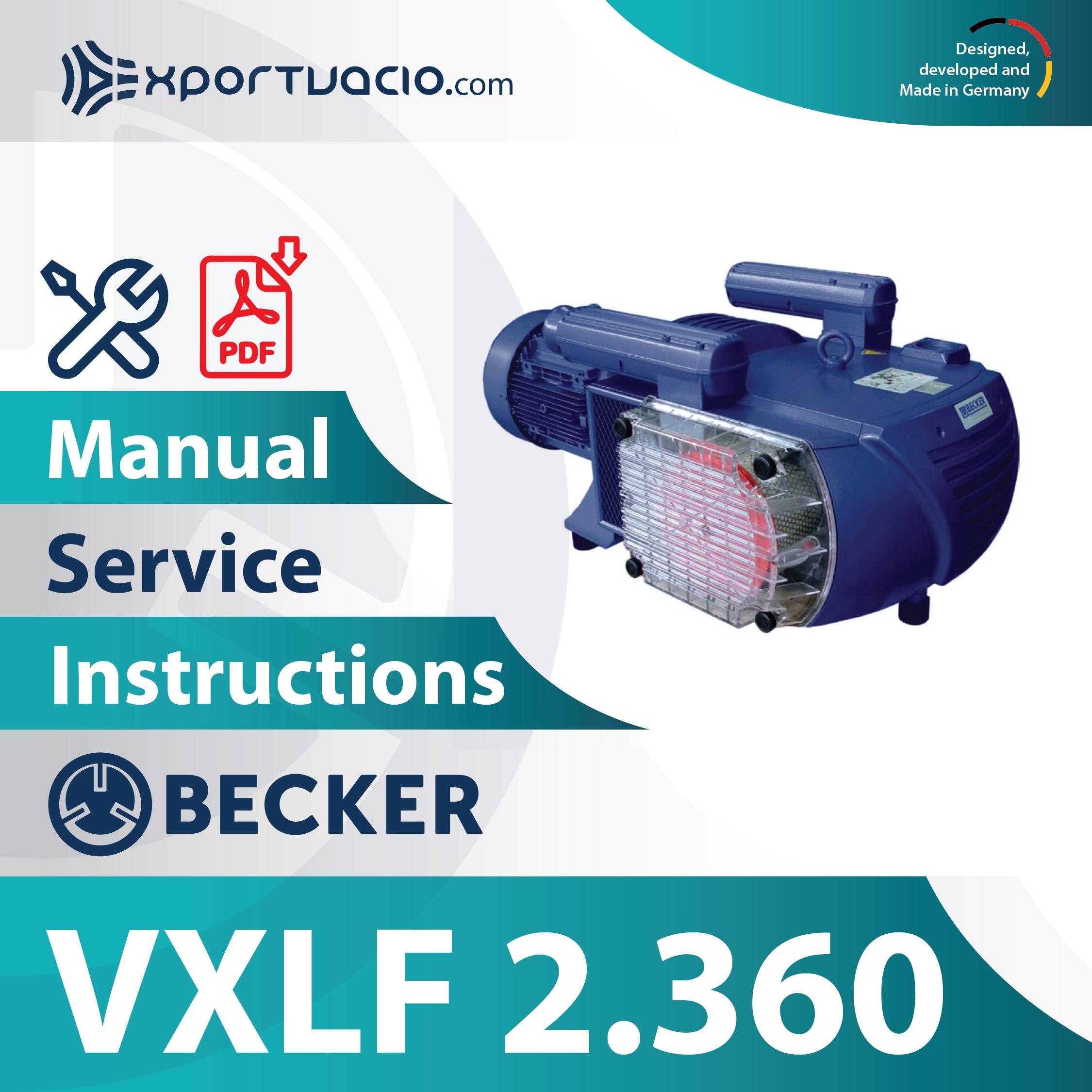 Becker VXLF 2.360