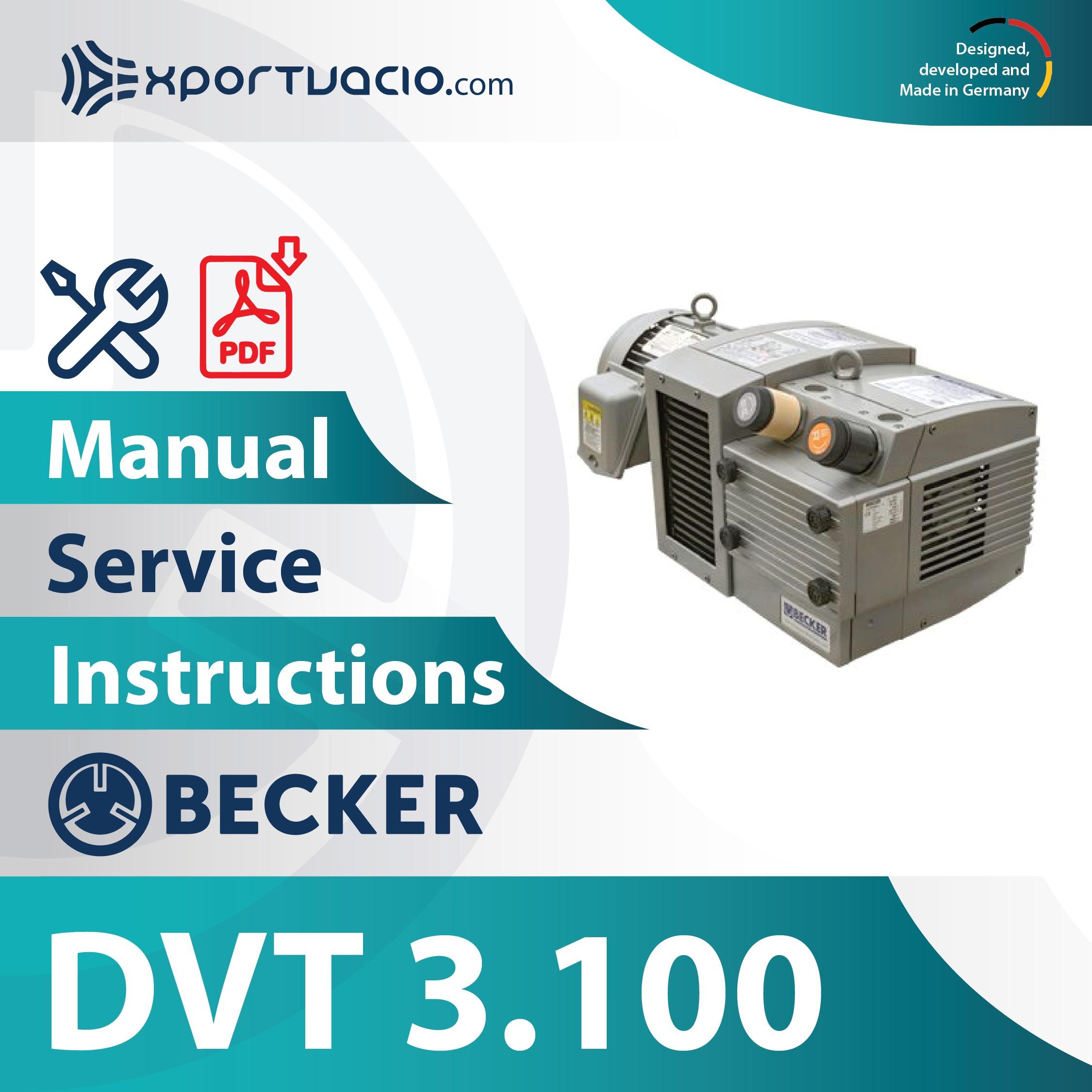 Becker DVT 3.100