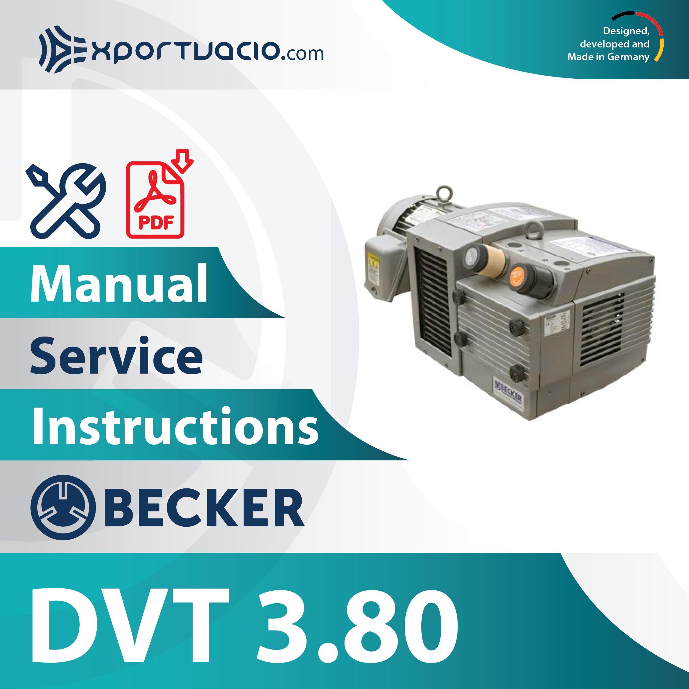 Becker DVT 3.80