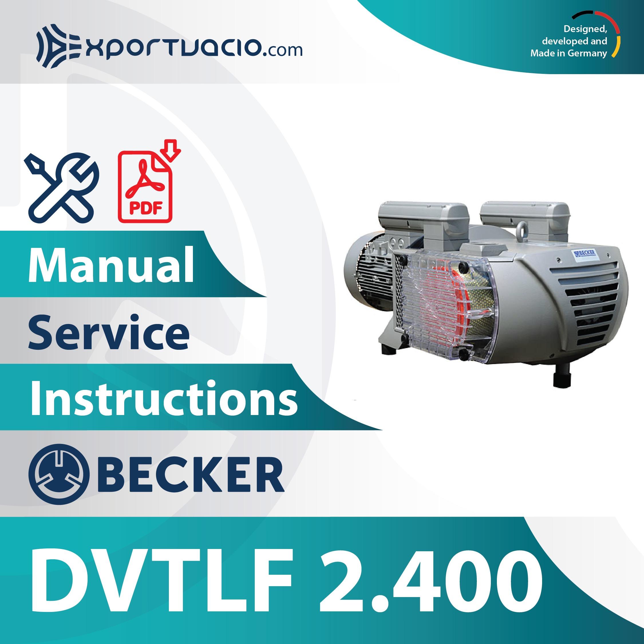 Becker DVTLF 2.400