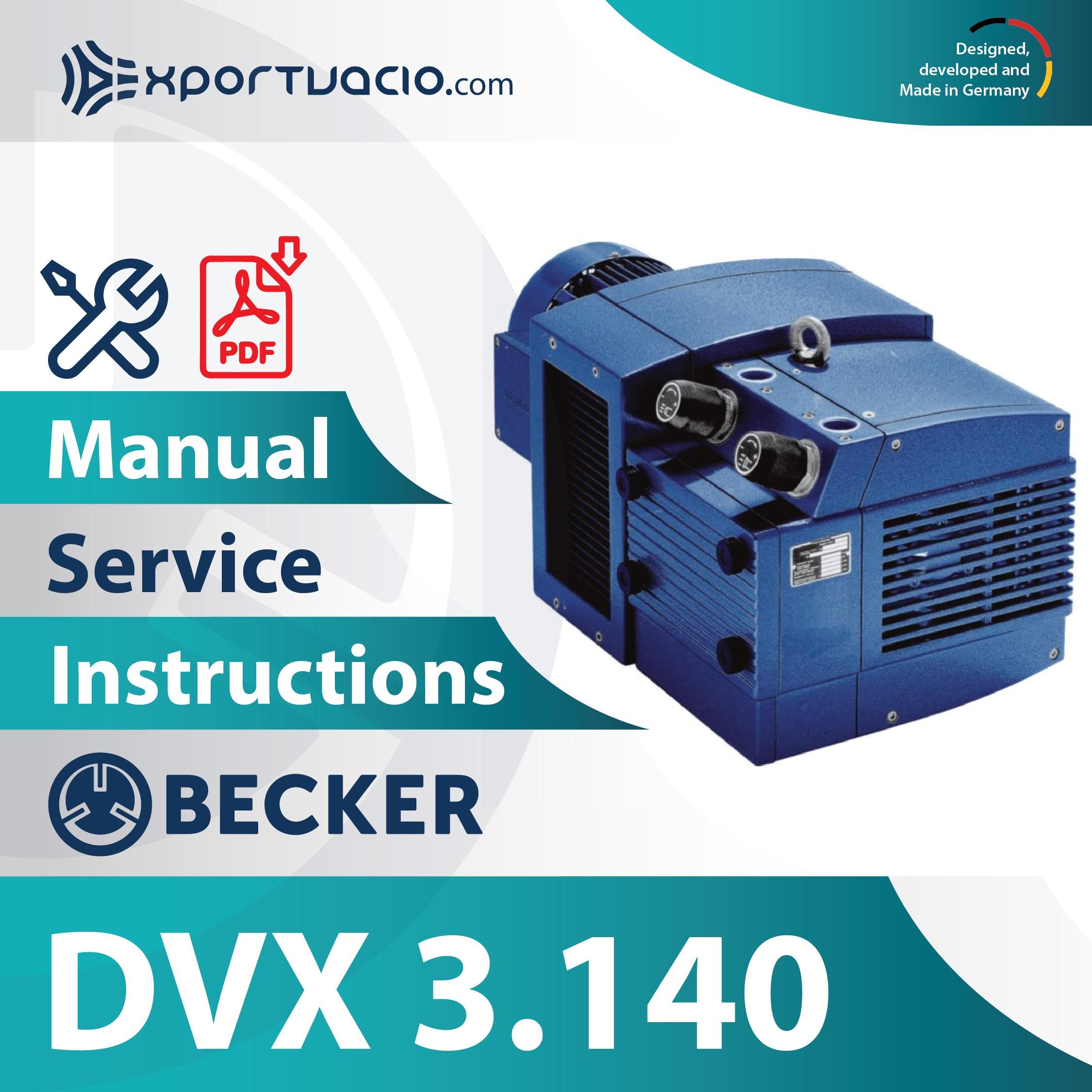 Becker DVX 3.140