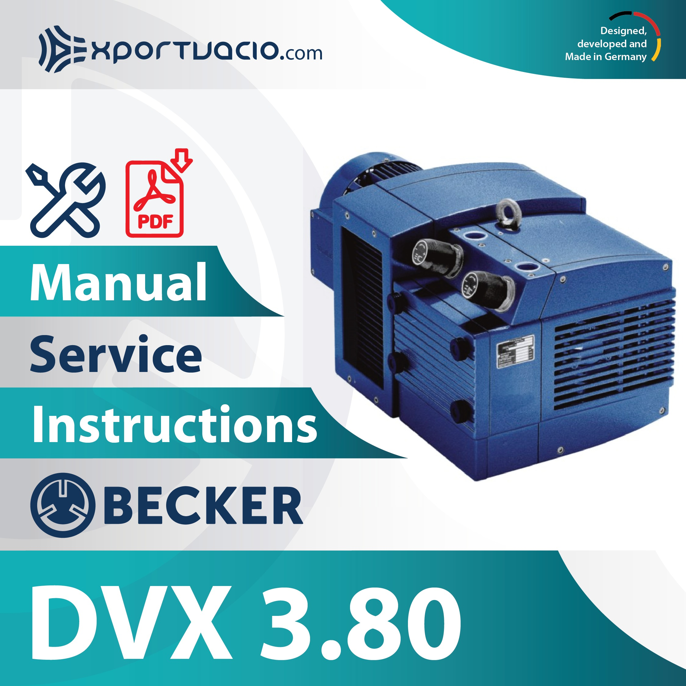 Becker DVX 3.80