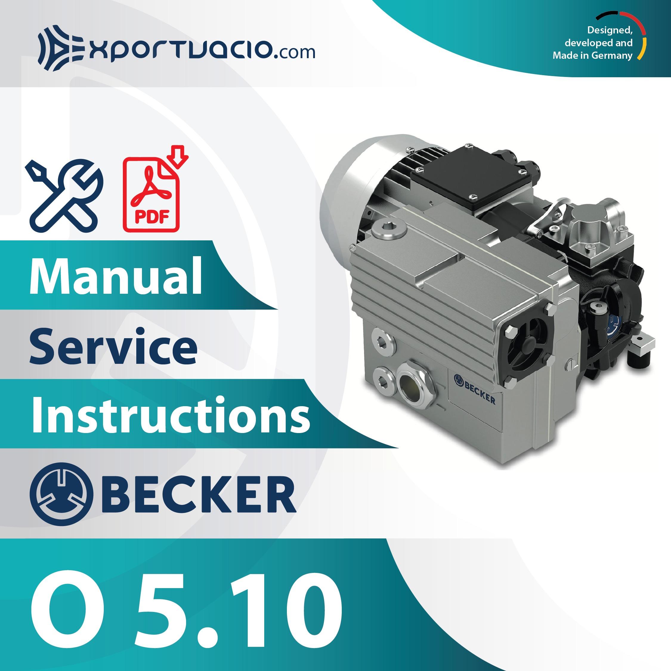 Becker O 5.10