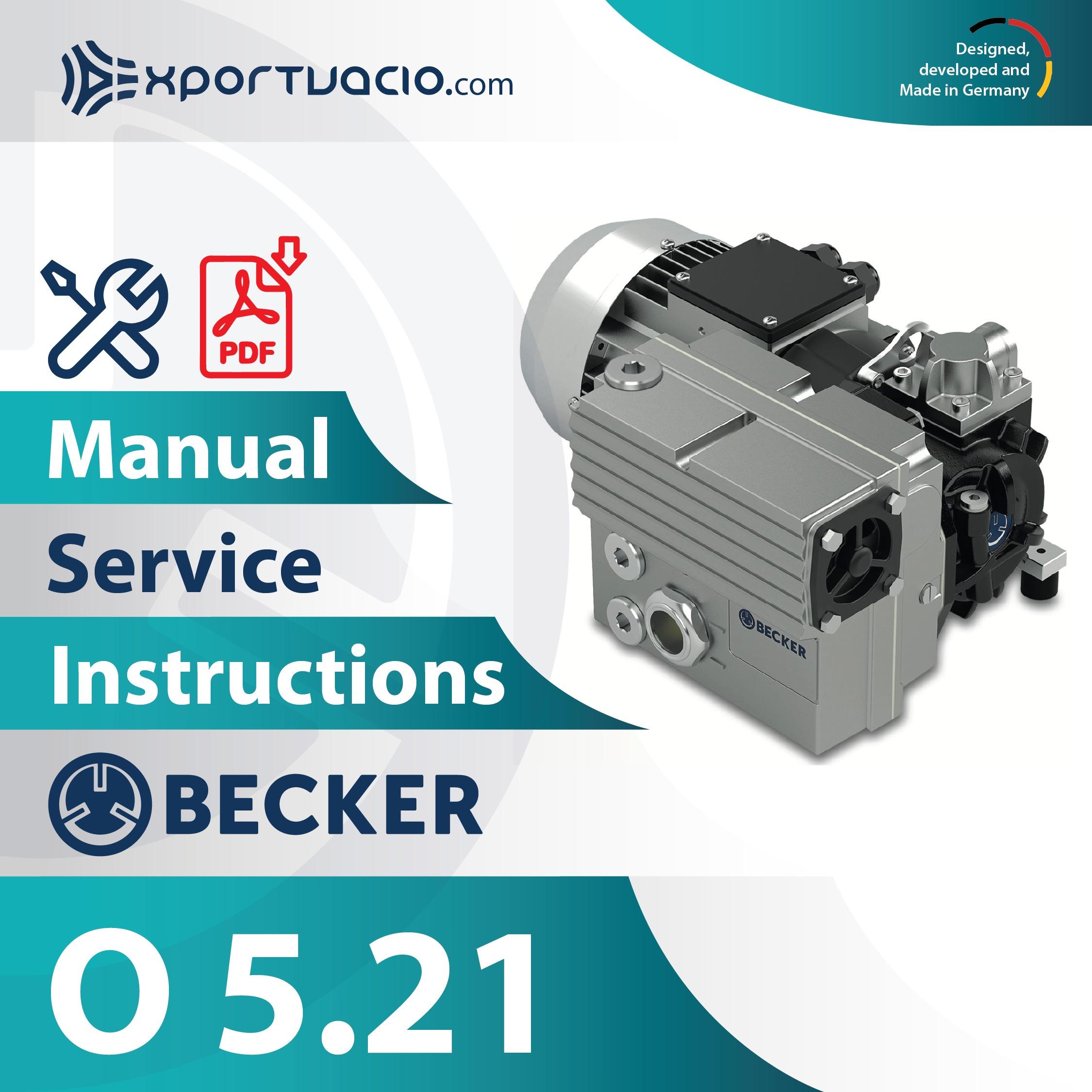 Becker O 5.21