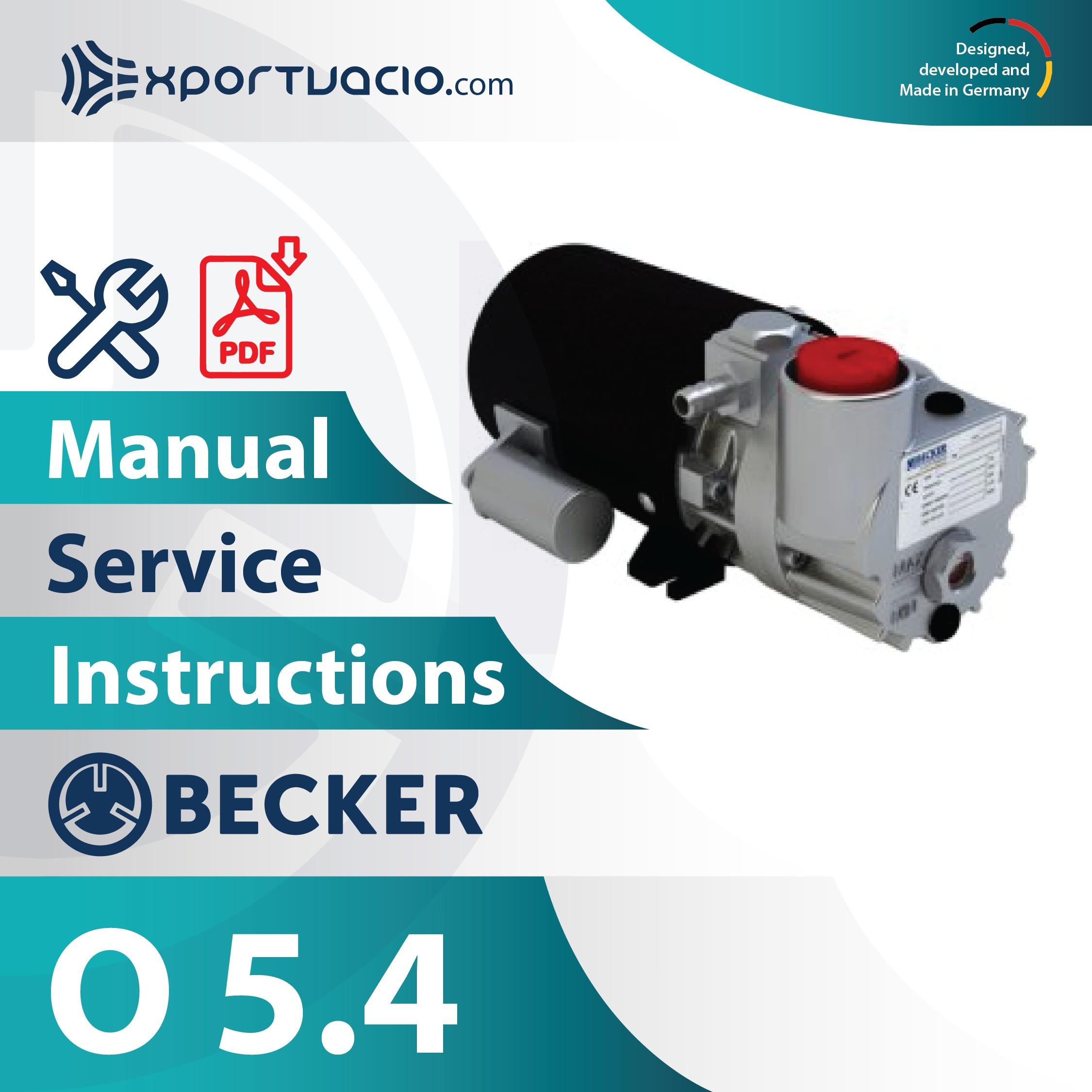 Becker O 5.4