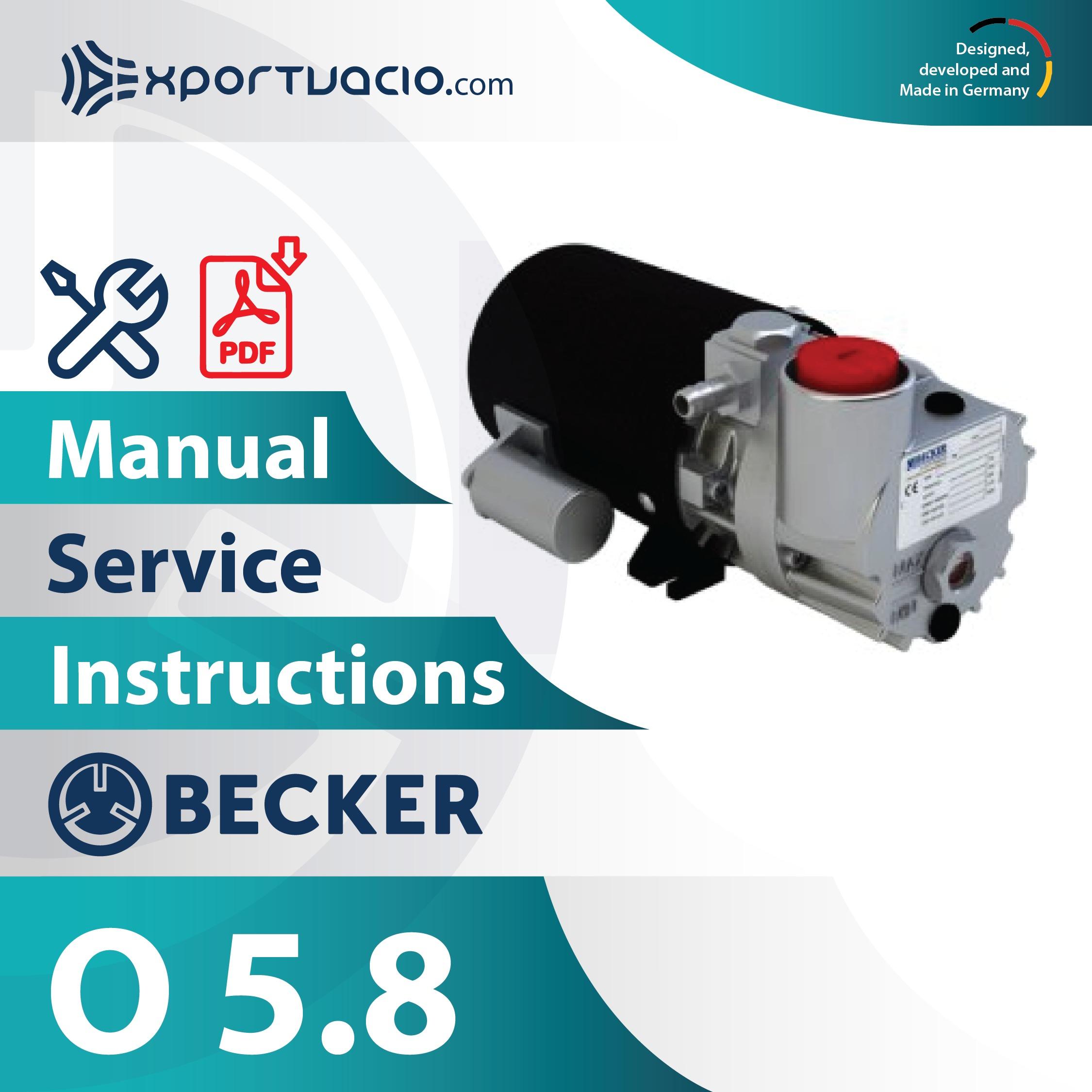 Becker O 5.8