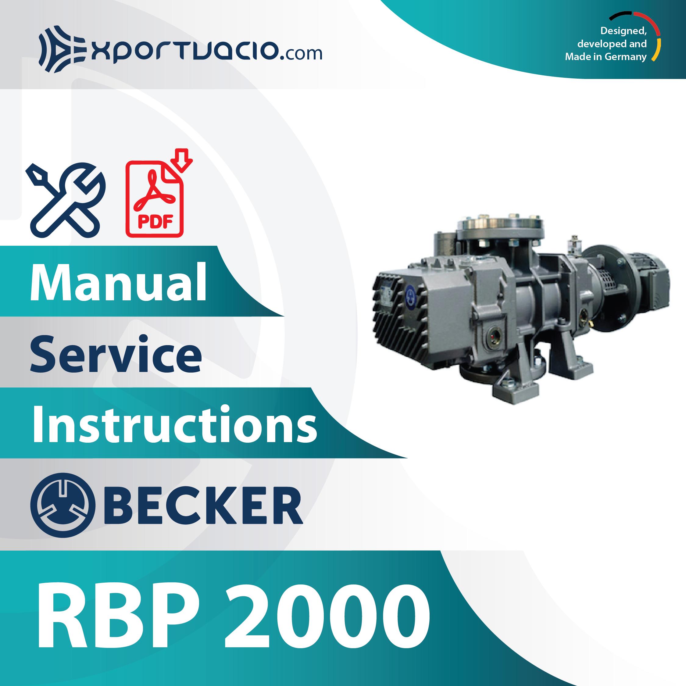 Becker roots booster