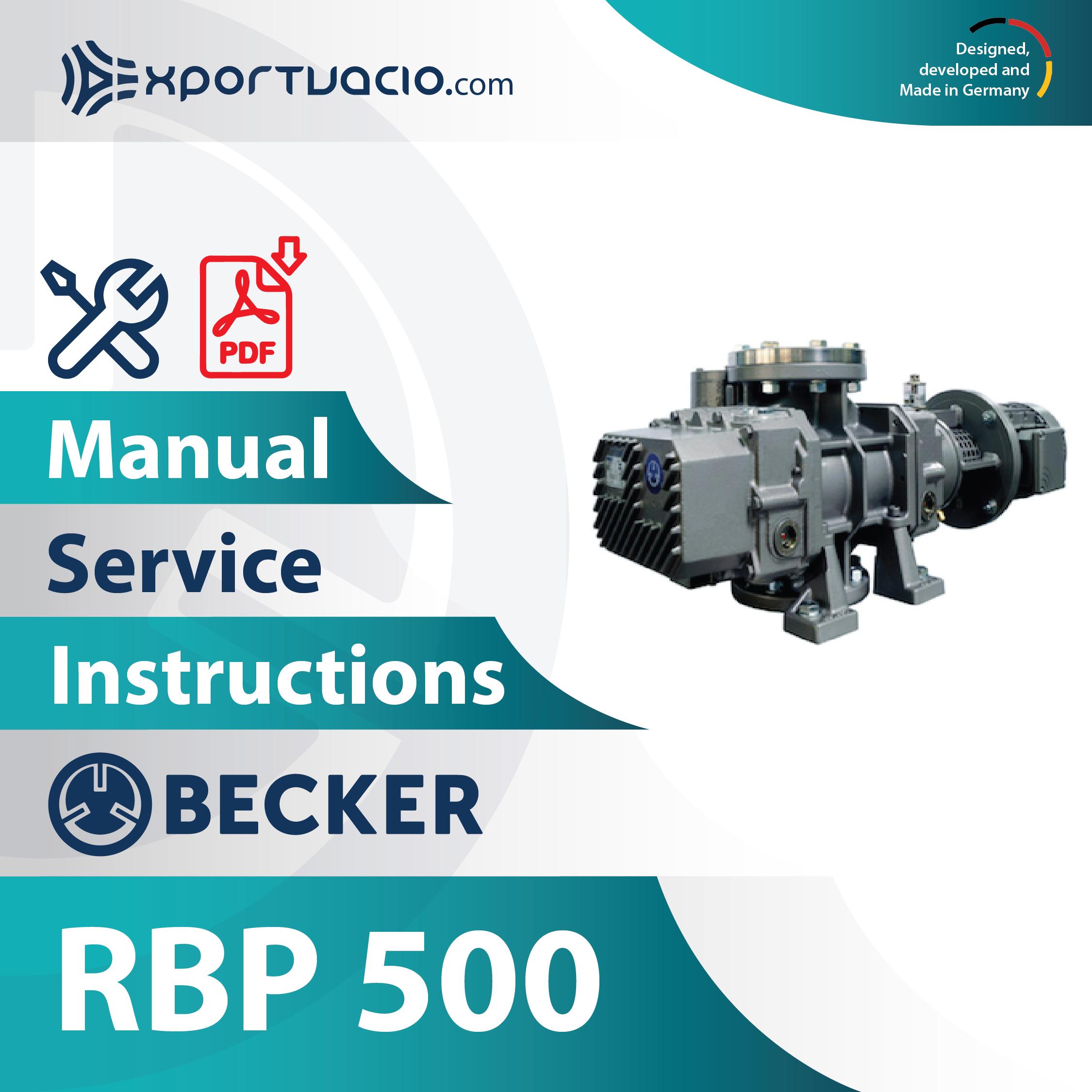 Becker RBP 500