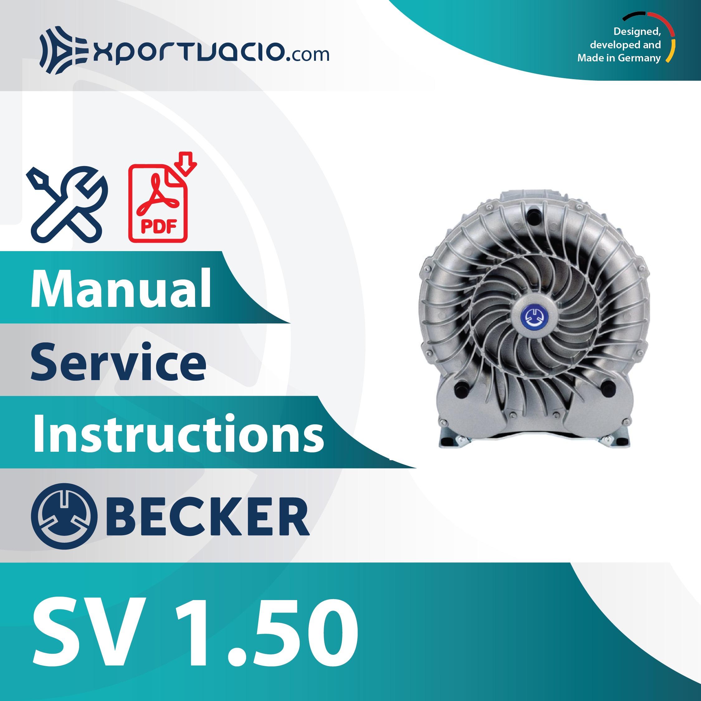 Becker SV 1.50