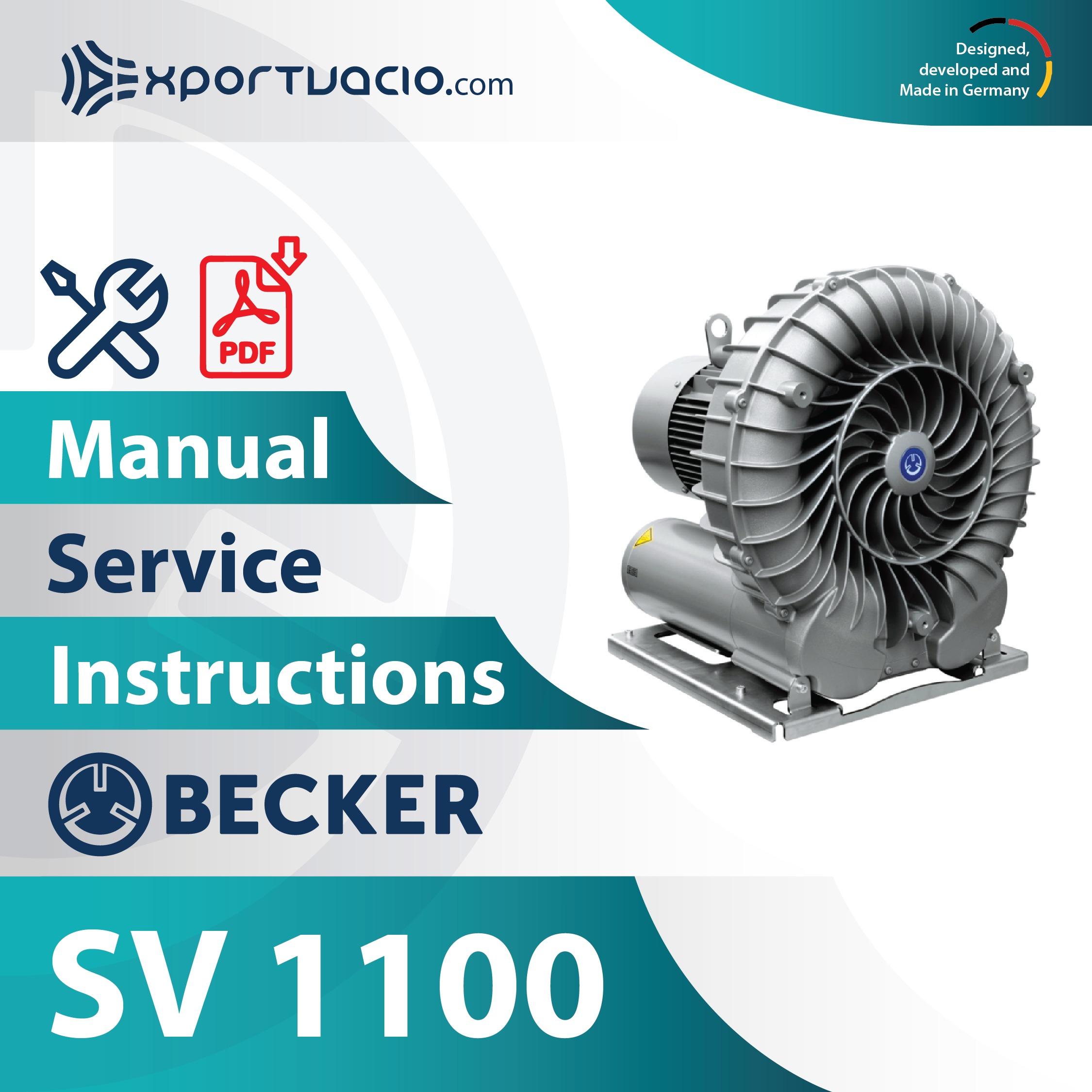 Becker SV 1100