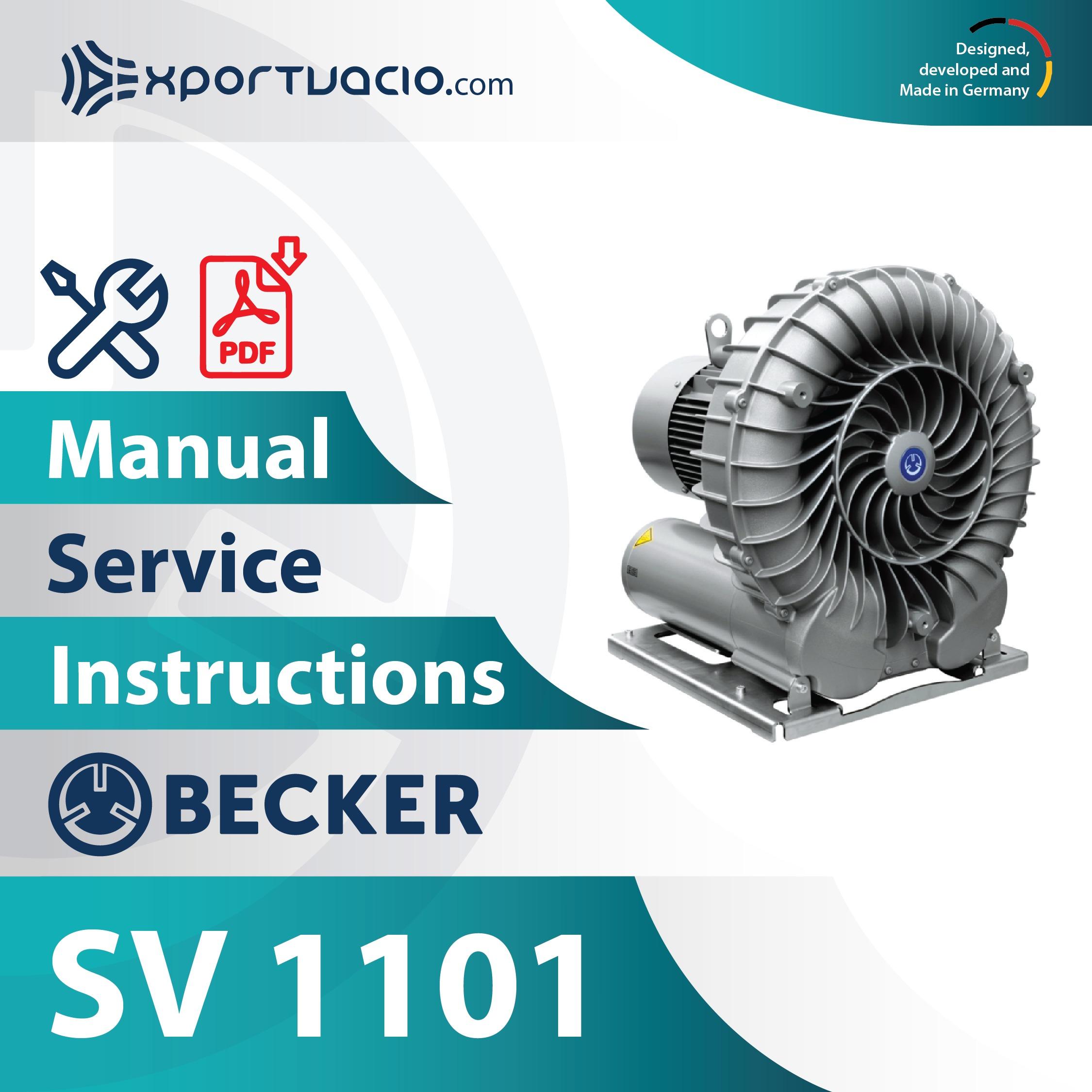 Becker SV 1101