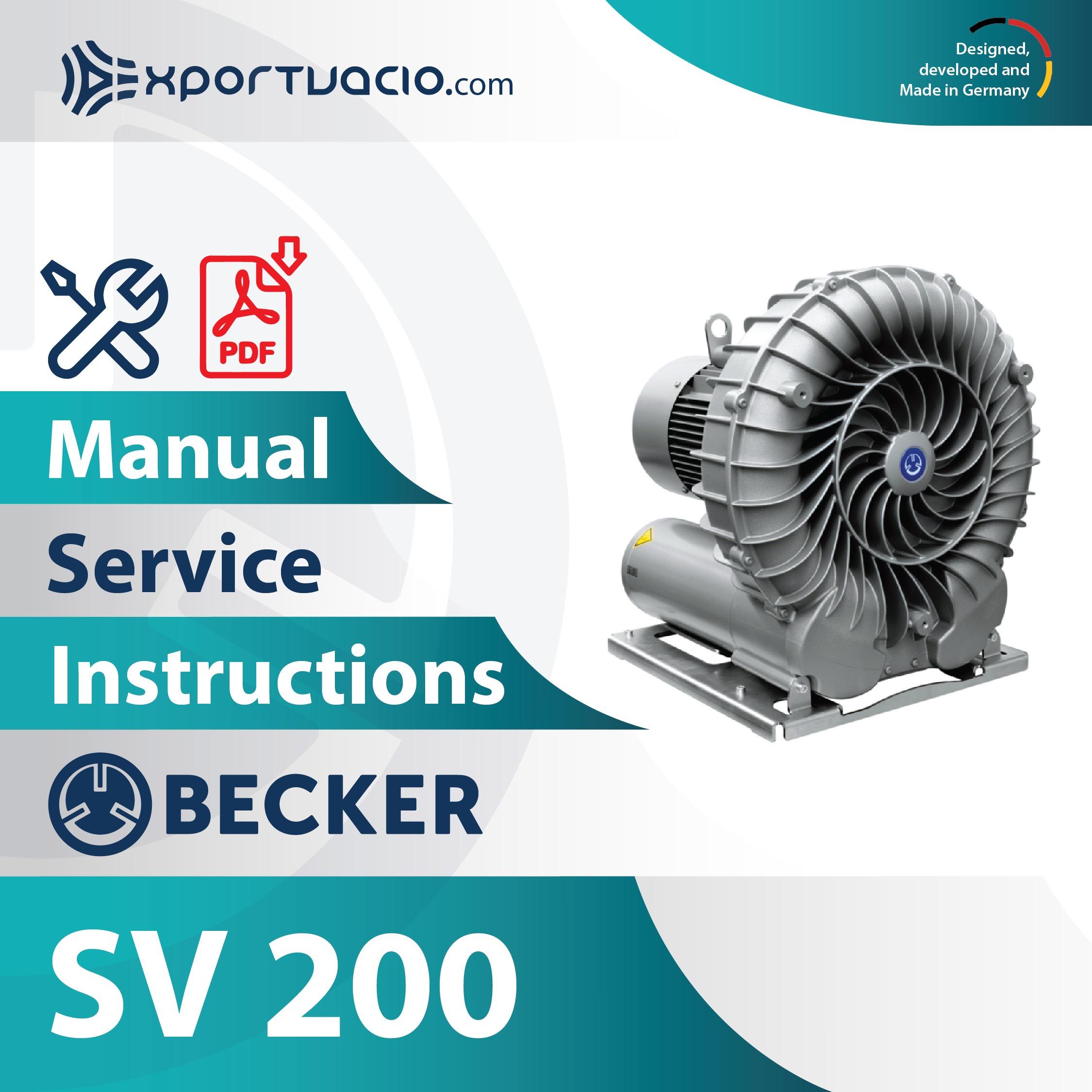 Becker SV 200