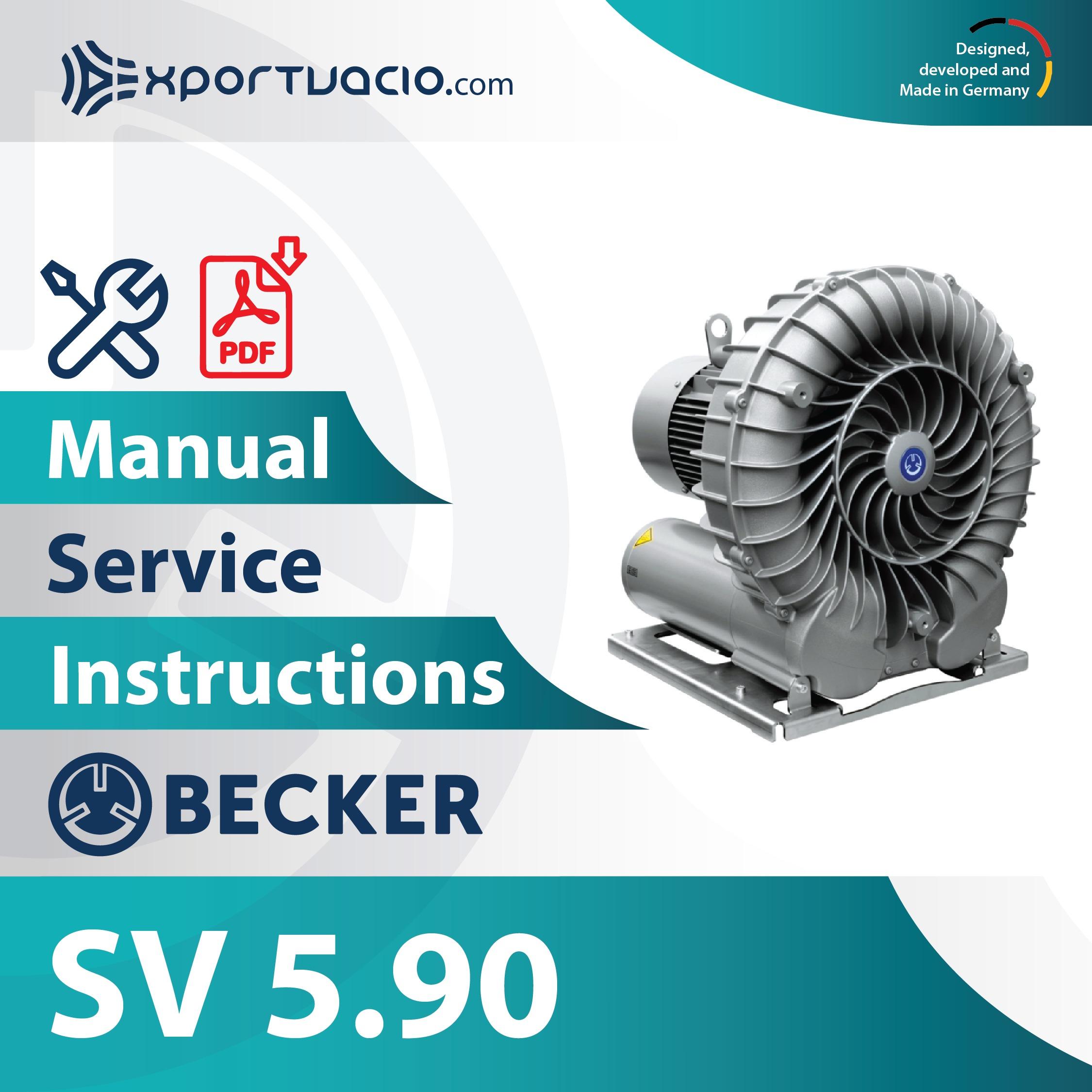 Becker SV 5.90