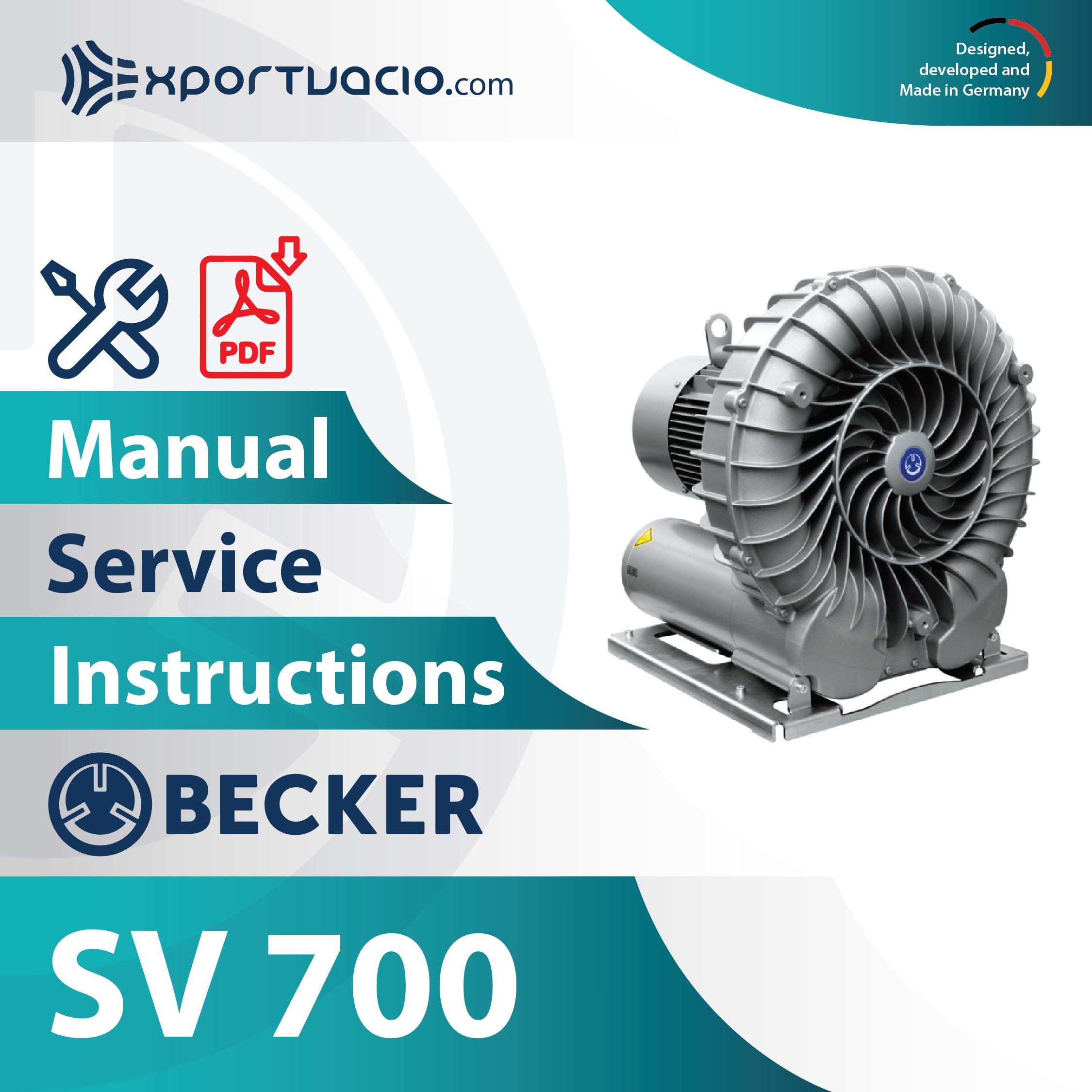 Becker SV 700