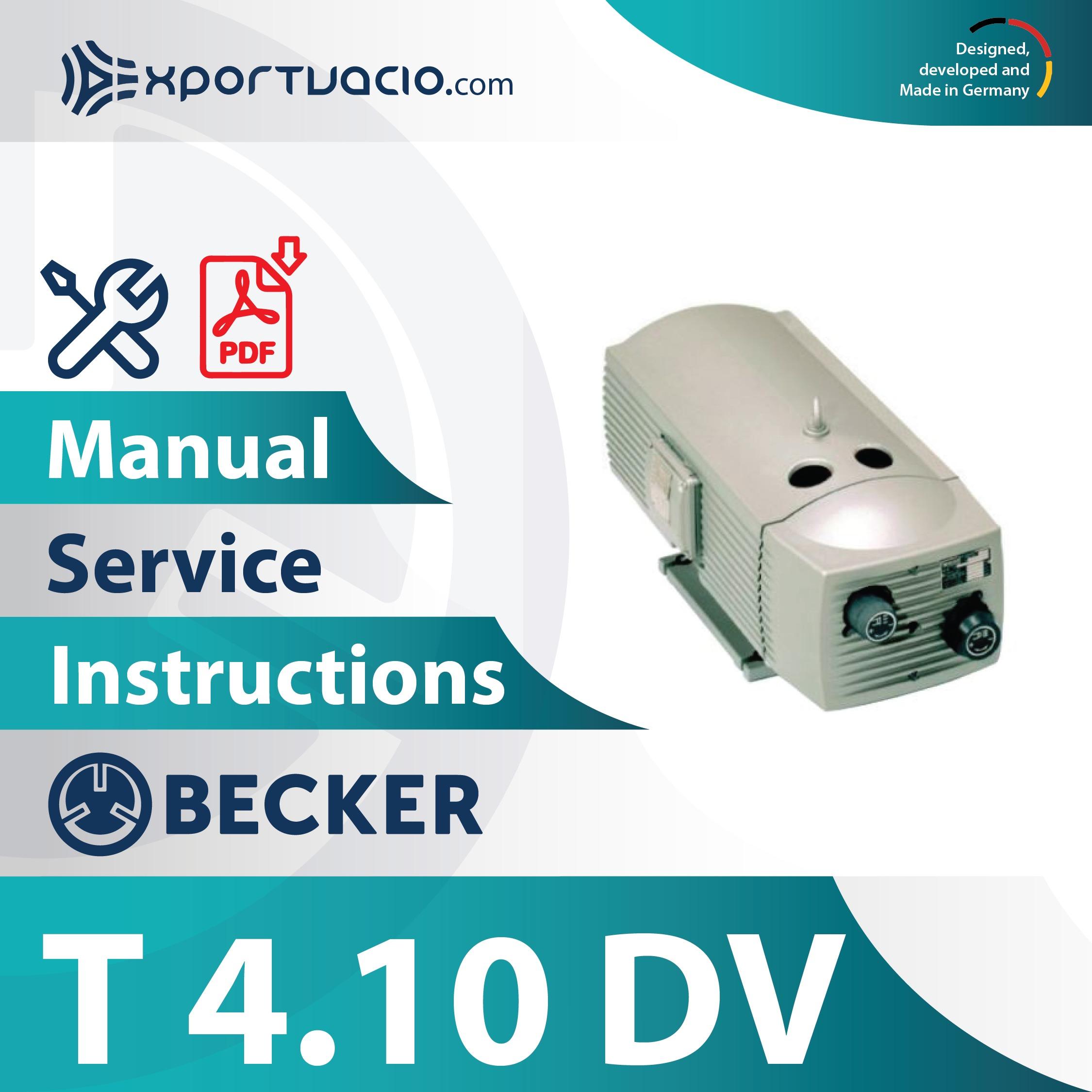 Becker T 4.10 DV