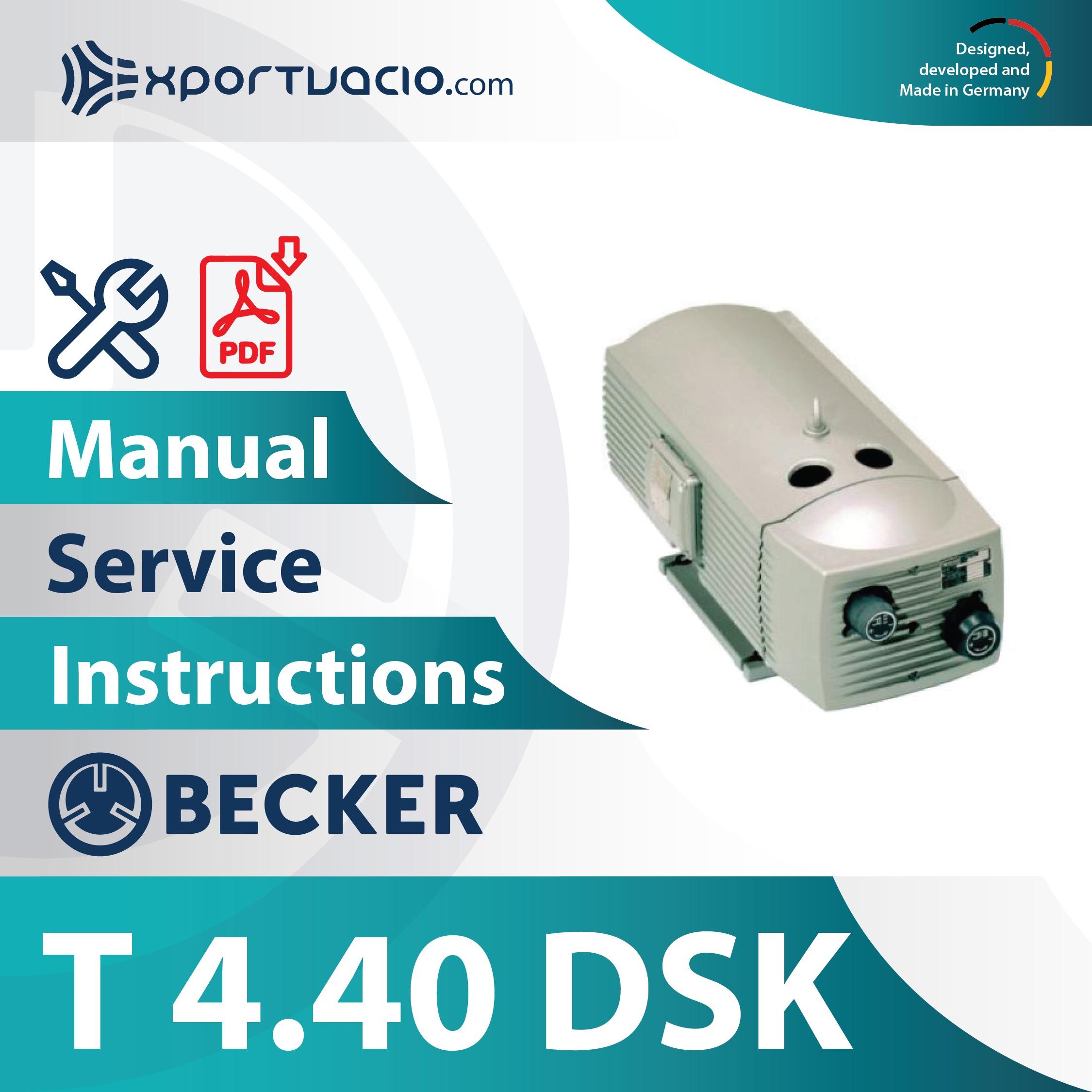 Becker T 4.40 DSK