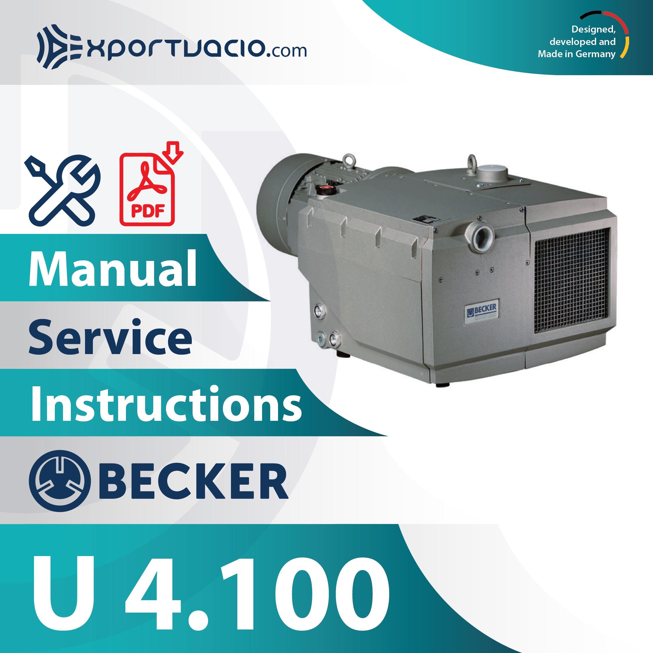 Becker U 4.100