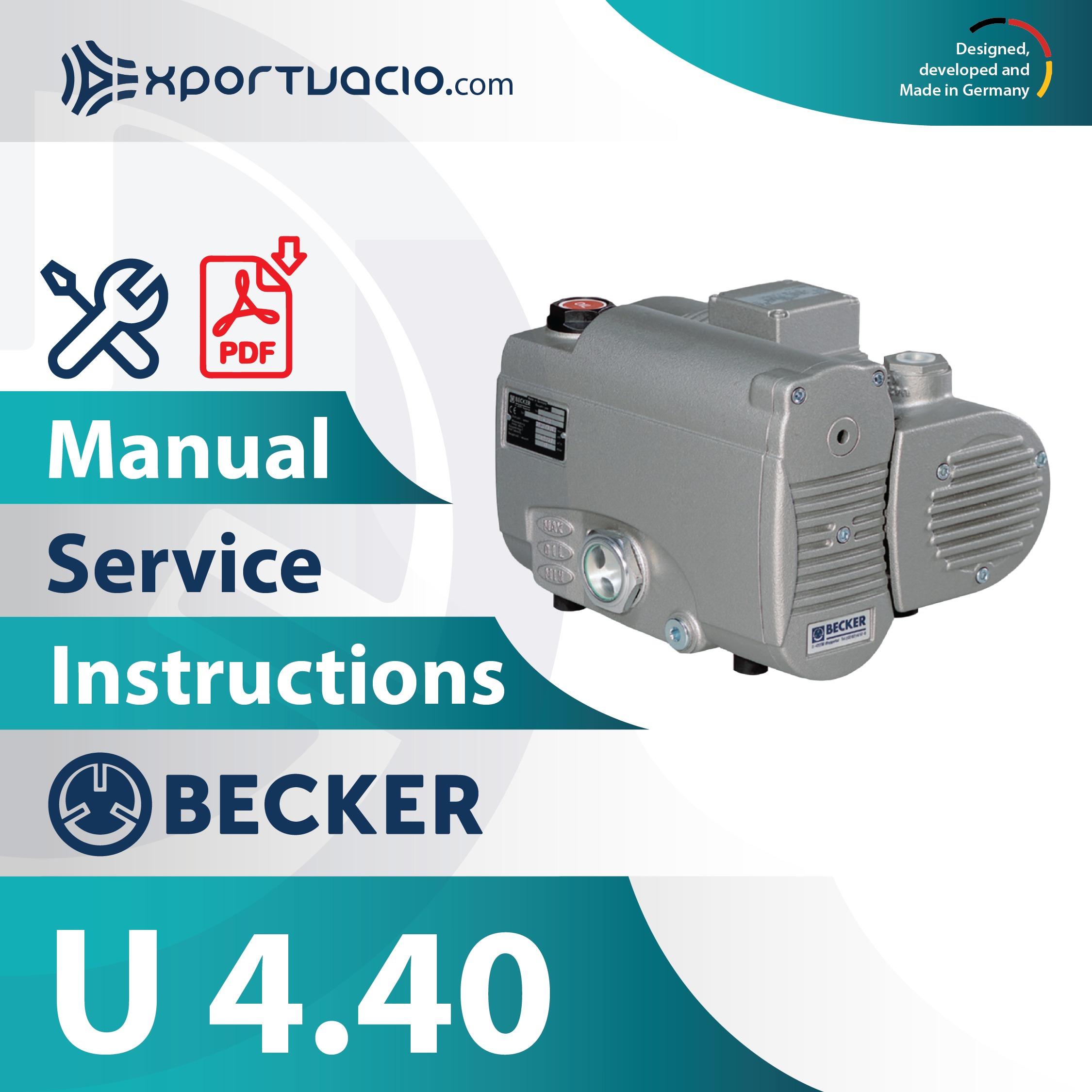 Becker U 4.40