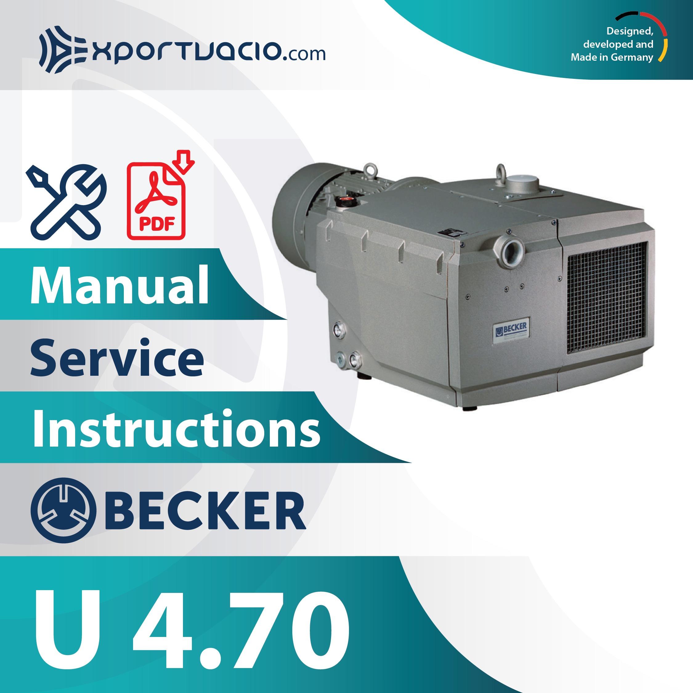 Becker U 4.70