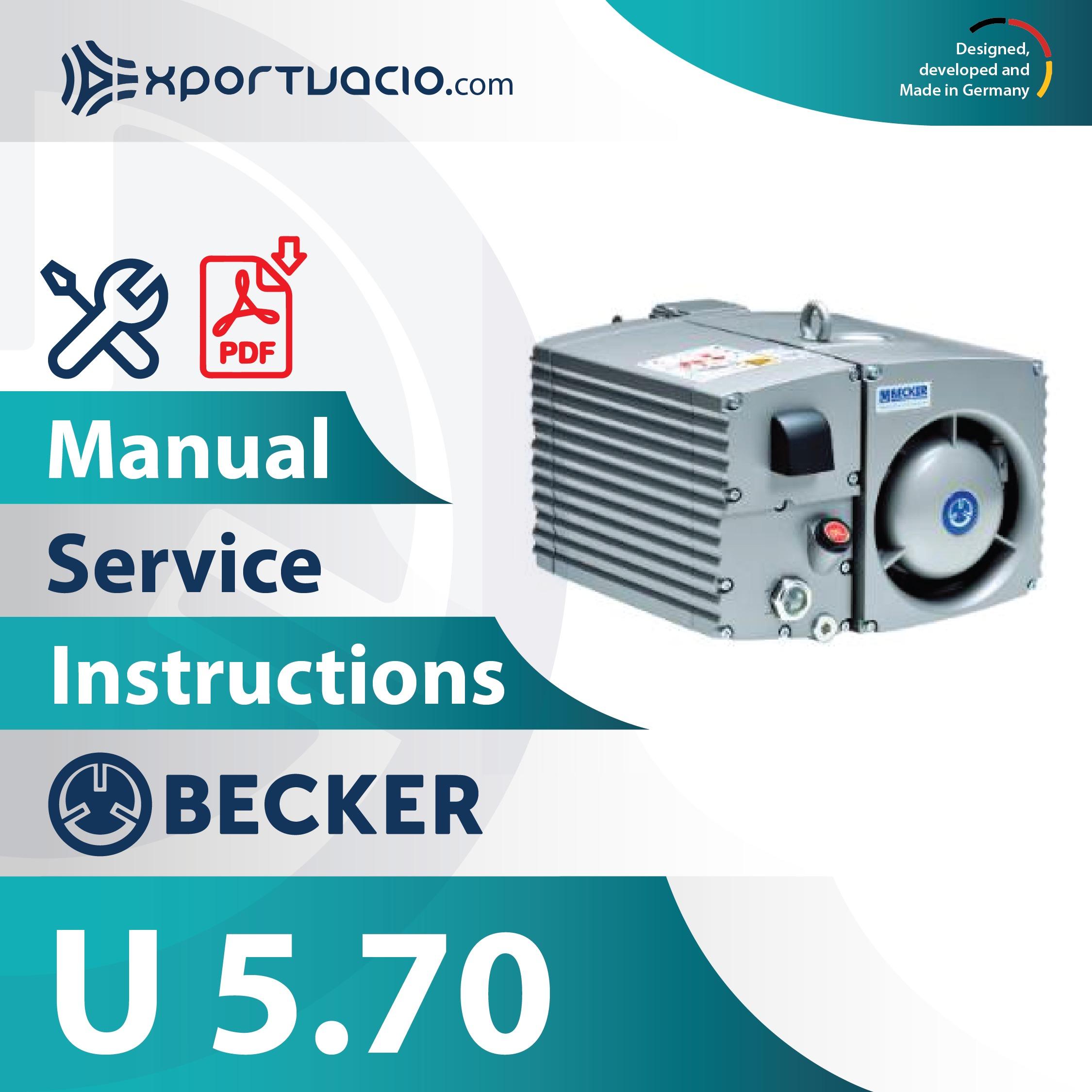 Becker U 5.70