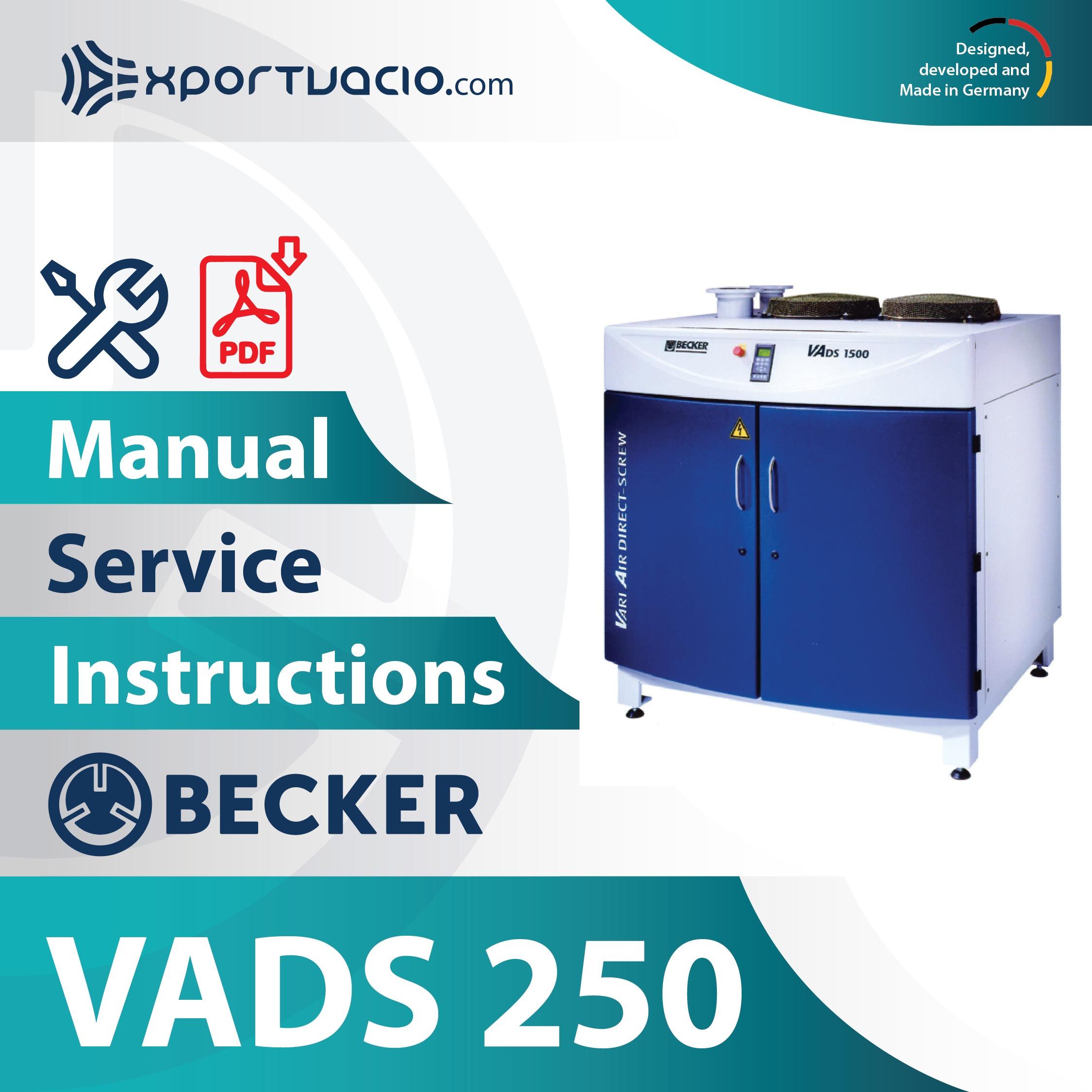 Becker VADS 250
